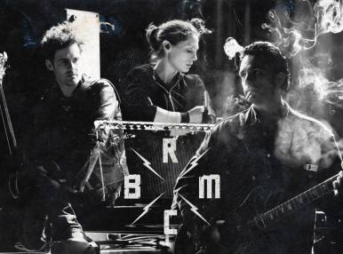 Рок-шоу «Black Rebel Motorcycle Club»