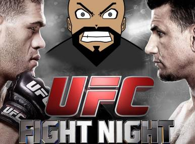 Турнир Федерации UFC Fight Night Moscow